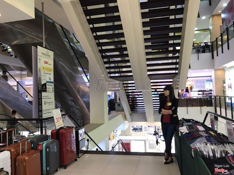 Parkson Hùng Vương Shopping Center ở TP. HCM