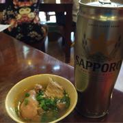 Giò thêm 15k<a class='hashtag-link' href='/ho-chi-minh/hashtag/sapporopremiumbeer-188774'>#SapporoPremiumBeer</a>