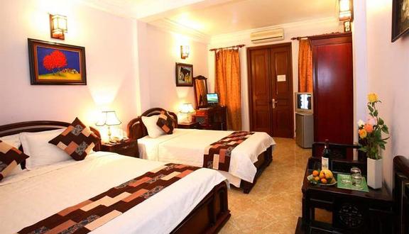 Hanoi Lucky 2 Hotel - Ngõ Huyện