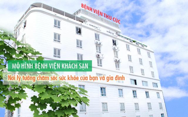 Bệnh Viện Đa Khoa Thu Cúc - Thụy Khuê