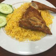 cơm tấm gà