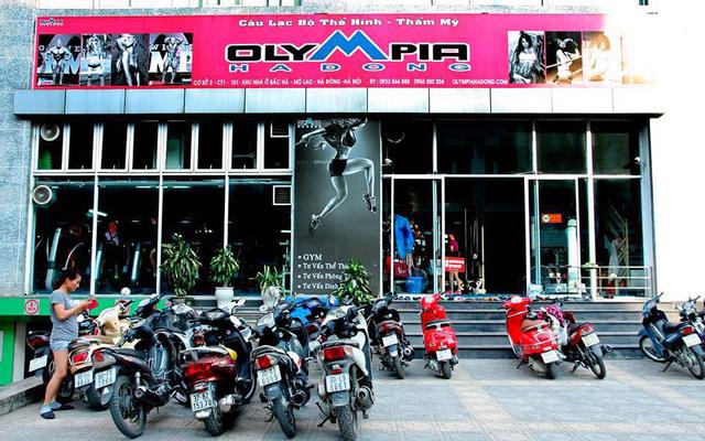 CLB Olympia Hà Đông - Quang Trung