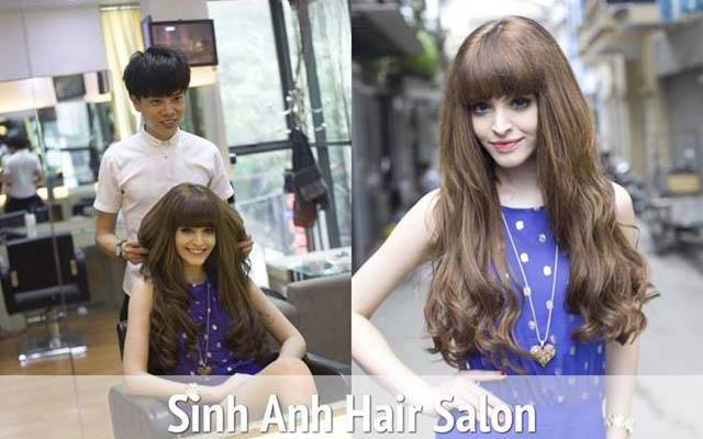 Sinh Anh Hairstylist - Đê La Thành