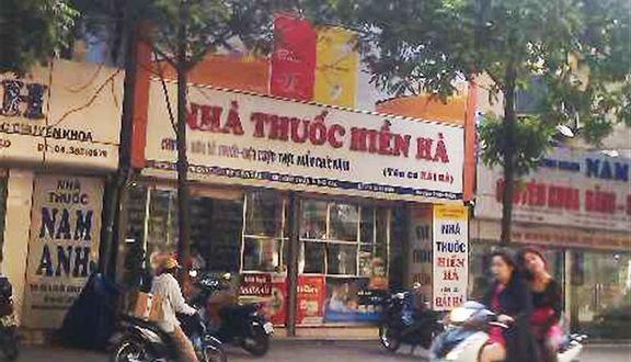 Nhà Thuốc Hiền Hà - Trần Hưng Đạo