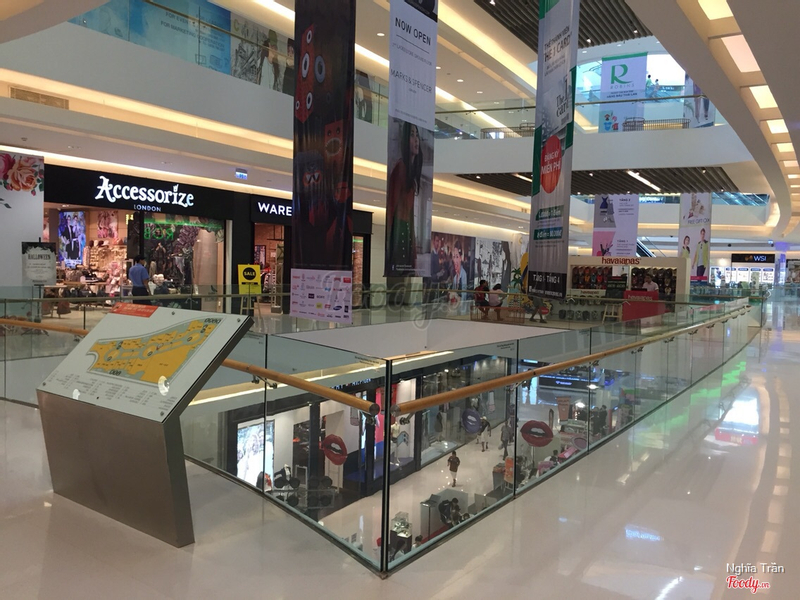 Crescent Mall Shopping Center ở Quận 7, TP. HCM | Check-in - Nghĩa Trần -  Checked-in | Foody.vn