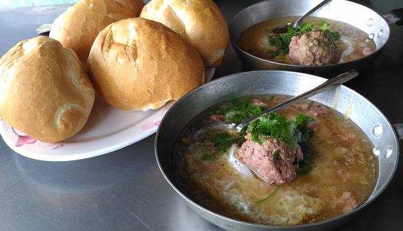 Bánh Mì Xíu Mại - Trần Phú