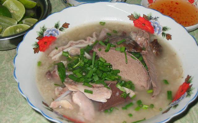 Cháo Lòng 84 - Nguyễn Công Trứ