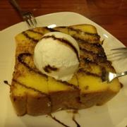Ice Cream Toast