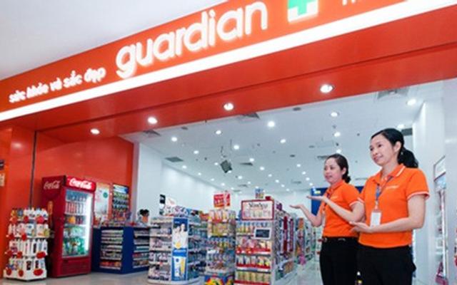 Guardian - Sức Khỏe & Sắc Đẹp - Crescent Mall