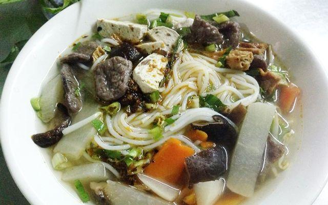 Mì Chay - Phan Đình Phùng