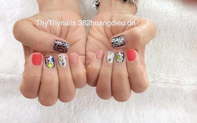 Thy Thy Nails