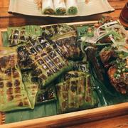 Cá lóc nướng lá chuối