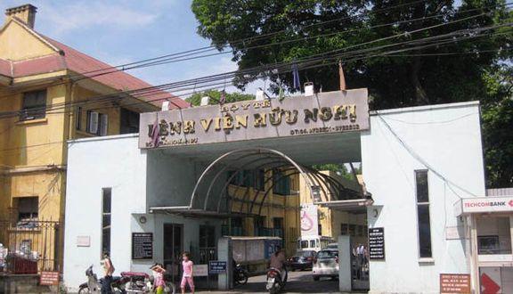 Bệnh Viện Hữu Nghị - Trần Khánh Dư