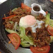 Salad thịt bò 89k
