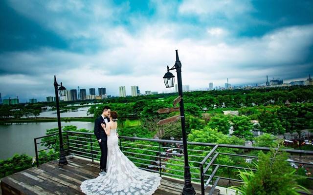 Cherry Wedding - Thụy Khuê