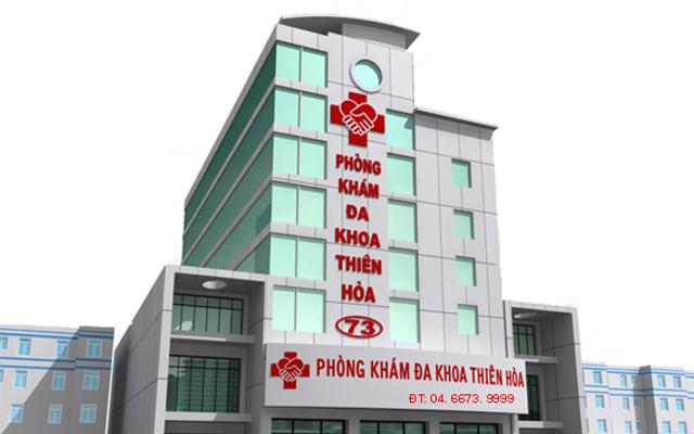 Phòng Khám Đa Khoa Thiện Hoà - Trần Duy Hưng