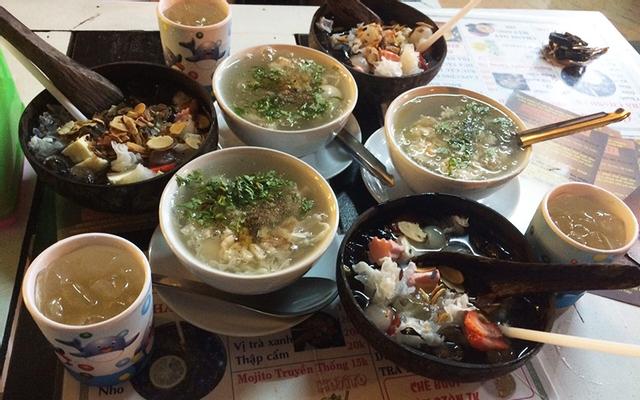 Gáo Dừa Quán - Các Món Ăn Vặt