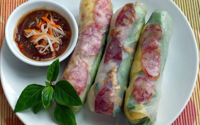Bò Bía Vỉa Hè - Trần Bình Trọng