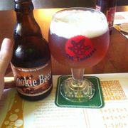 Cookie Beer: Bia Bỉ, vị quế, màu hổ phách - 8°