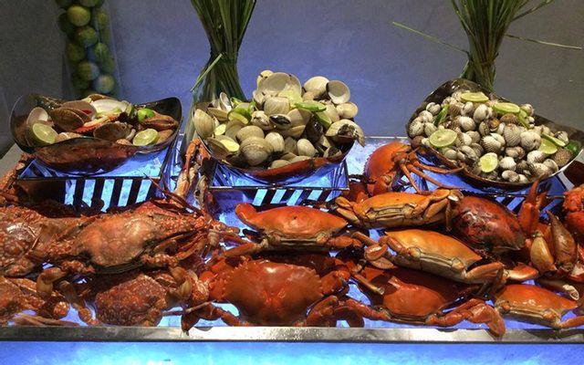 Buffet Seafood Night - Liberty Cental Saigon City Point