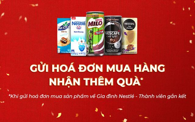 Nestlé Thành Viên Gắn Kết - Lotte Mart Nam Sài Gòn