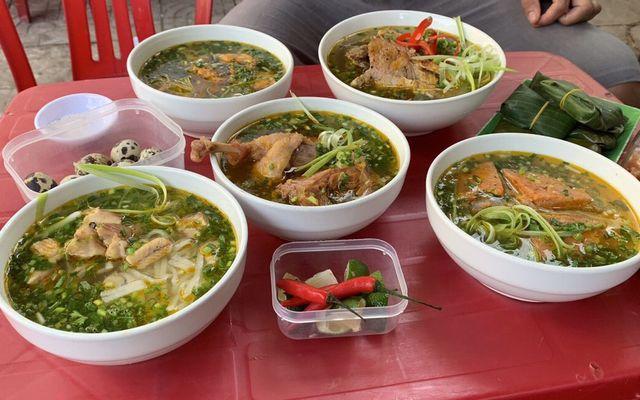 Bánh Canh Mợ Tèo - Huỳnh Tấn Phát