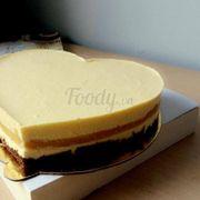 Cheese cake nhiệt đới