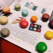 Thie Macaron is on BARCODE magazine