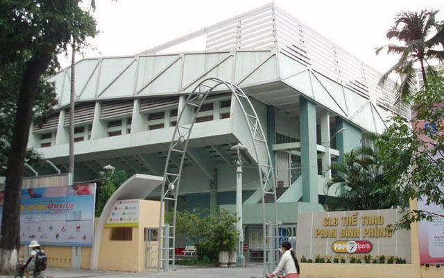 Nhà Thi Đấu Phan Đình Phùng