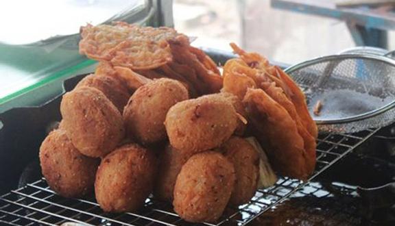 Bánh Chuối Chiên - Sắn Cốt Dừa
