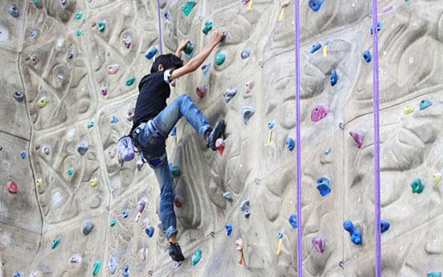 Push Rock Climbing - Leo Núi Nhân Tạo