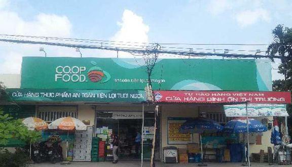 Co.op Food - Bình Quới