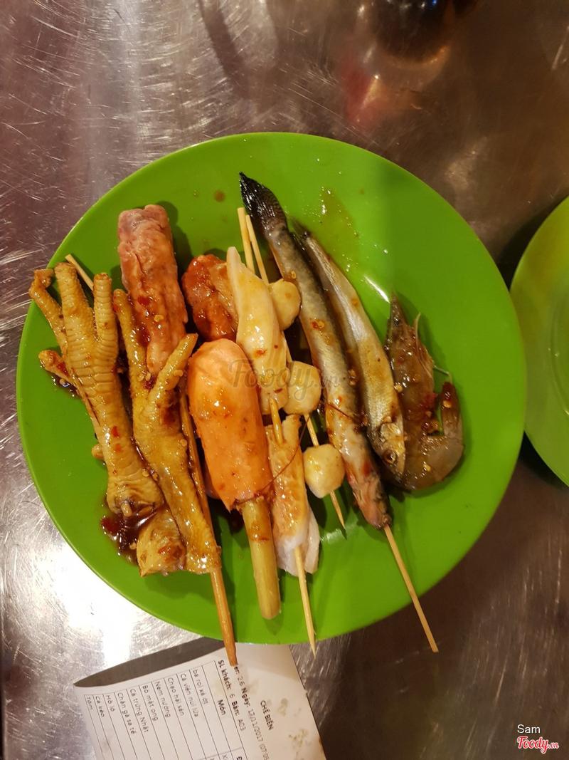 Happy BBQ 2 Xiên Nướng Đồng Giá 5K - Lý Chính Thắng ở Quận 3, TP. HCM |  Foody.vn