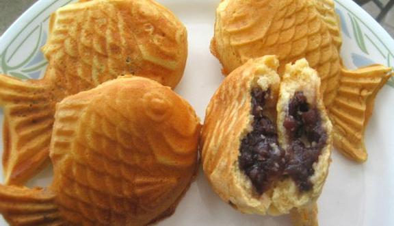 Mỹ Lan - Bánh Cá Nướng Taiyaki