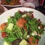 Salat cá hồi