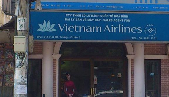 Đại Lý Bán Vé Máy Bay Vietnam Airlines