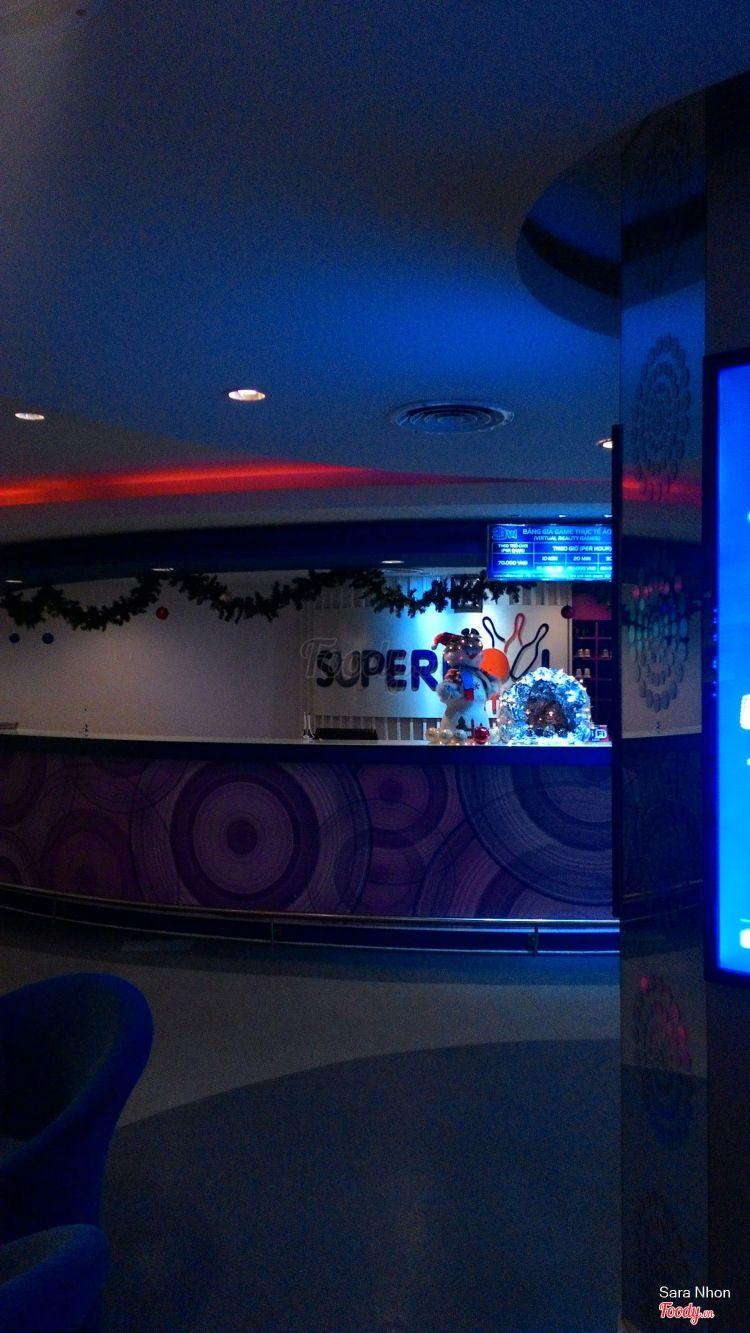 Superbowl - Diamond Plaza ở TP. HCM