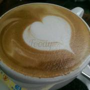 Cappuccino nóng 32k