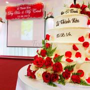 Tiệc cưới tại khách sạn Galina Hotel & Spa