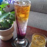 Soda Việt Quất