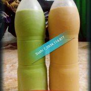 Trà sữa Thái Xanh _Đo giá sỉ 50k/chai,pha được 10ly :-).Đảm bảo độ béo,thơm