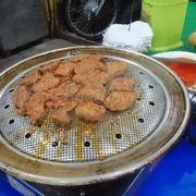 Bò Bùm Nướng Vĩ