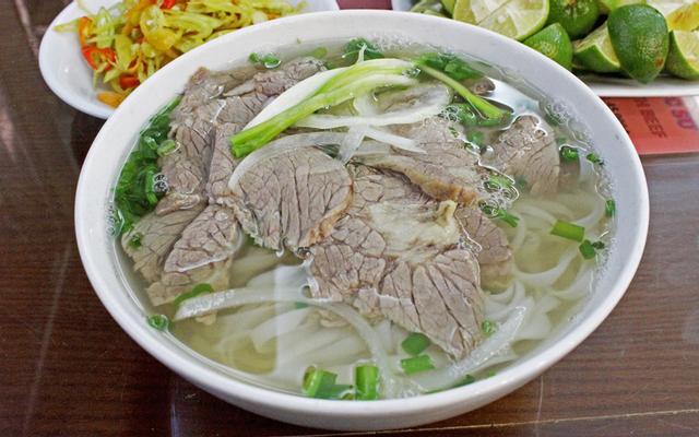 Phở Cồ Cử Hà Nội - Hồ Văn Huê