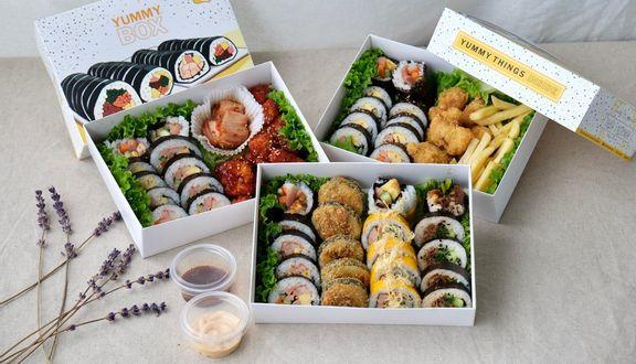 Chói's Kitchen - Món Ăn Hàn Quốc - Hoàng Hoa Thám