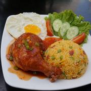 Cơm Gà BBQ - Chicken BBQ Sauce