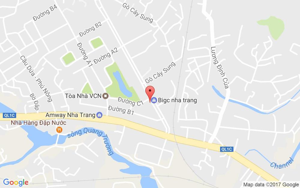 Vị trí bản đồ Lô 4, Đường 19/5, Vĩnh Điềm Trung, Xã Vĩnh Hiệp Tp. Nha Trang Khánh Hoà