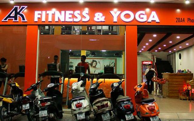 Ak Fitness & Yoga - Phạm Hồng Thái