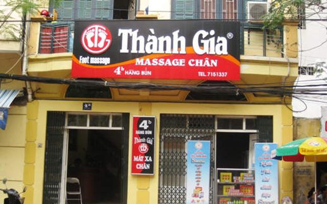 Thành Gia Foot Massage - Hàng Bún