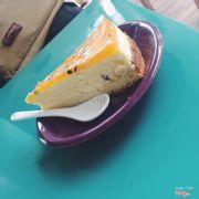Bánh Cheesecake Chanh dây - 25k