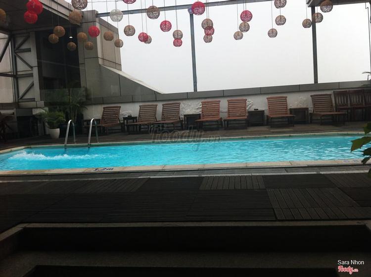 Golden Hotel ở TP. HCM
